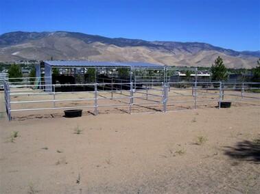 High Desert Barns